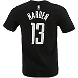 8b053172e Nike Men s Houston Rockets James Harden 13 Name and Number T-shirt