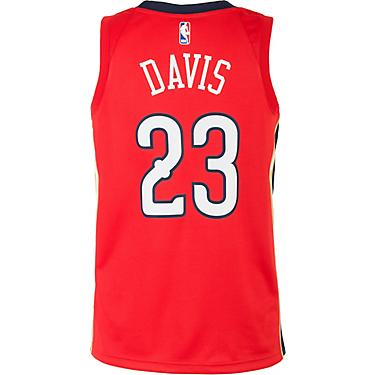 new style 1b81a 2458d Nike Men's New Orleans Pelicans Anthony Davis Icon Edition Swingman Jersey