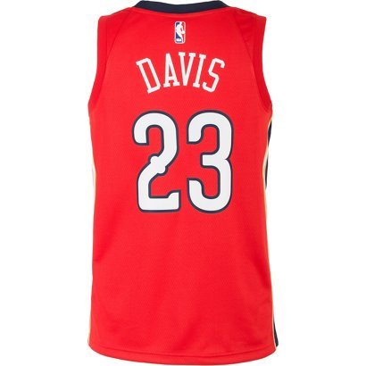 b247992de ... reduced nike mens new orleans pelicans anthony davis icon edition  swingman jersey c9463 59792