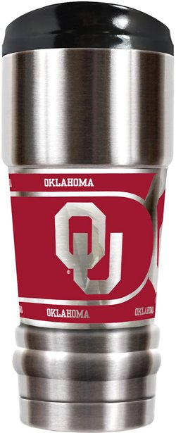 Great American Products University of Oklahoma MVP 18 oz Travel Tumbler