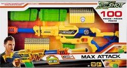 ZURU X-Shot Max Attack Clip Blaster Set