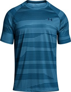 Under Armour Men's Tech Printed Shirt