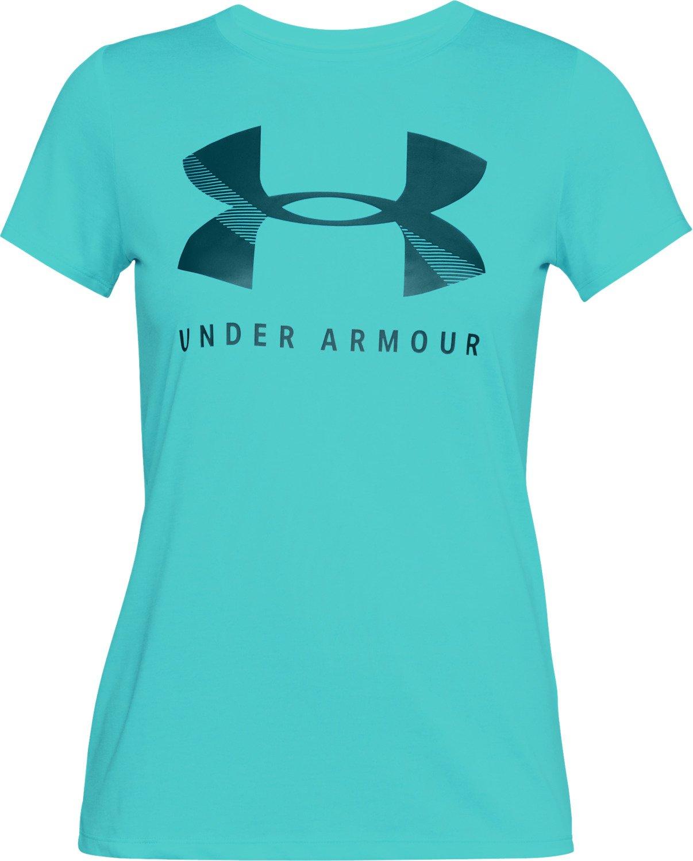 Under Armour Women's Tech Graphic Twist T-shirt