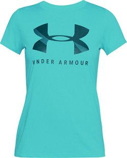 Under Armour Women's Tech Graphic Twist T-shirt