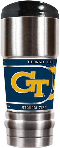 Great American Products Georgia Tech MVP 18 oz Travel Tumbler