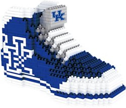 Forever Collectibles University of Kentucky BRXLZ 3-D Sneaker Puzzle