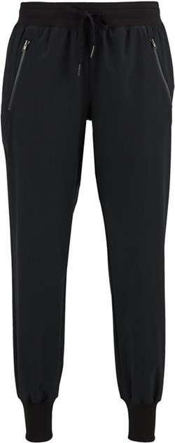 BCG Women's Athletic Lifestyle Weekend Woven Joggers