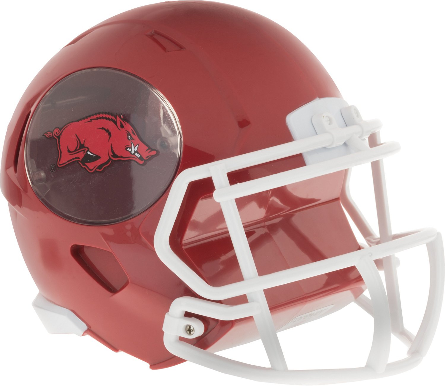 Forever Collectibles University of Arkansas ABS Helmet Bank