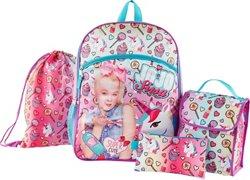 JoJo Siwa Kids' 16 in Backpack with Lunch Kit