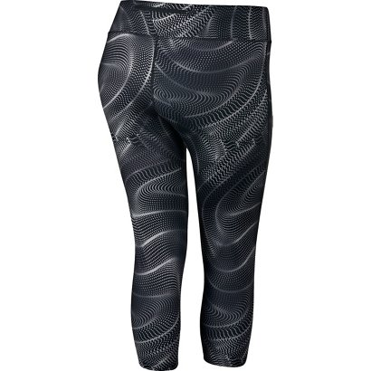 0c107914e45 Nike Women s Power Essential Plus Size Cropped Running Tight