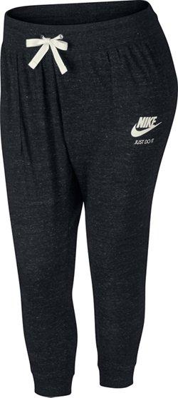 Nike Women's Sportswear Vintage Gym Plus Size Capri Pant
