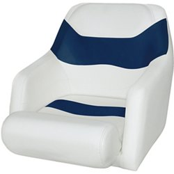Standard Bucket Seat with Flip-up Bolster Seat