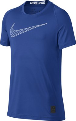 Nike Boys' Fitted Pro Shirt