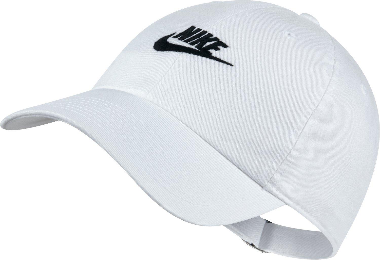 huge selection of ba2b3 fa748 Nike Adults  Futura Washed Cap   Academy