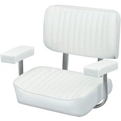 Deluxe Helm Chair with Armrests