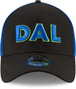 New Era Men's Dallas Mavericks 39THIRTY City Series Cap