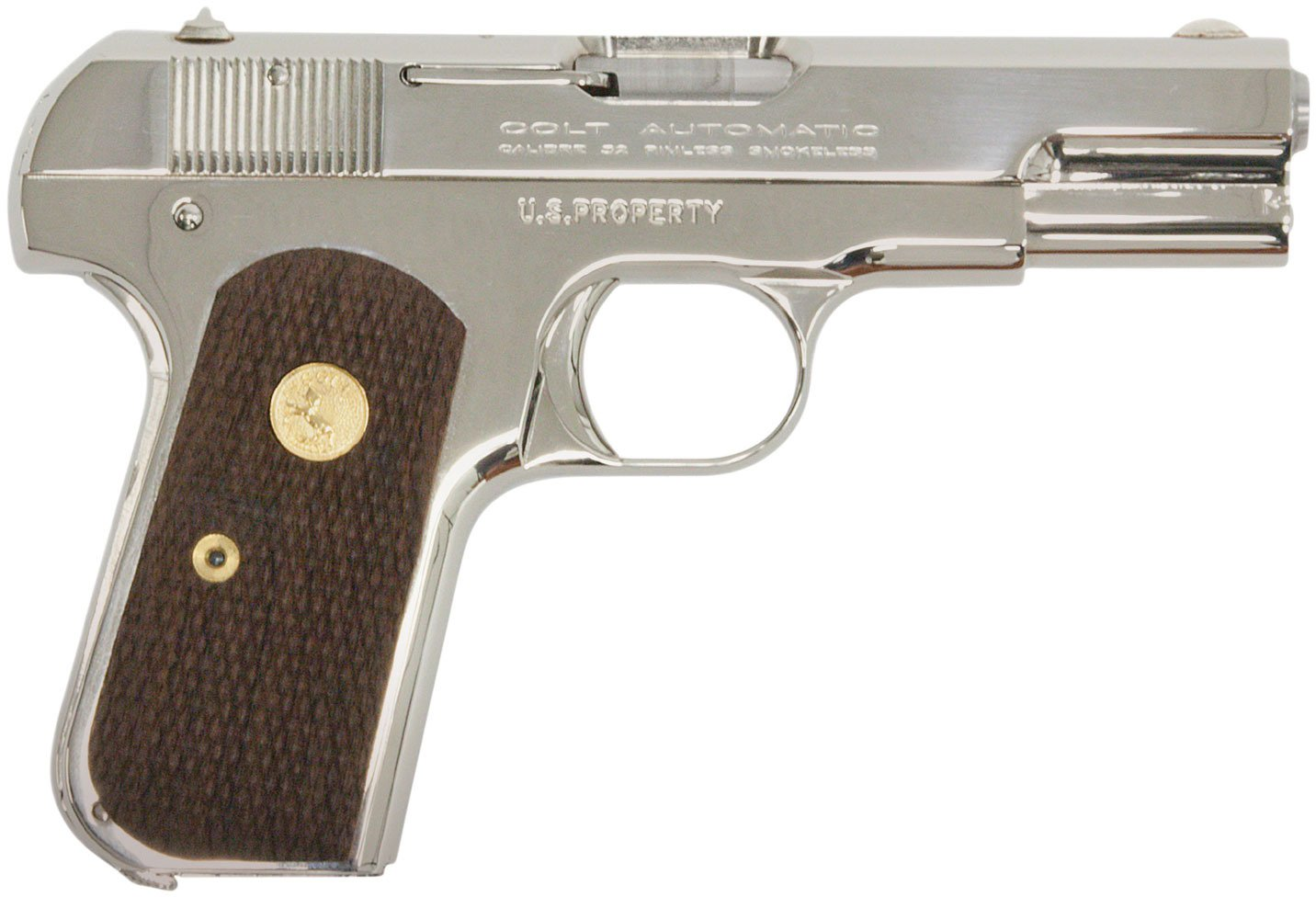 Colt 1903 Hammerless .32 ACP Pistol - view number 1