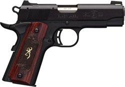 Browning 1911-22 Black Label Medallion Compact .22 LR Pistol
