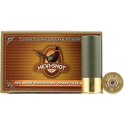 HEVI-Shot Pheasant Heavy-Density 20 Gauge Steel Shotshells