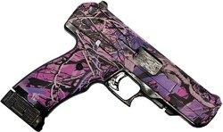 Pink Camo .40 S&W Pistol