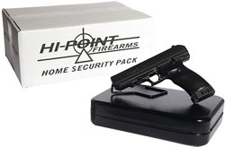 Home Security Package .40 S&W Pistol