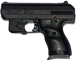 9mm Luger Pistol
