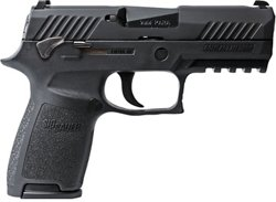 Sig Sauer P320 Nitron NS 9MM Compact 15-Round Pistol