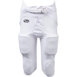 Youth Football Practice Pant with Built-In Pads