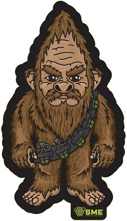 SME Sasquatch Gnome Patch Kit