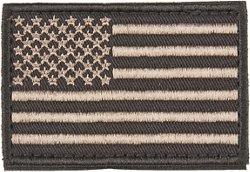 SME US Flag FDE Patch Kit