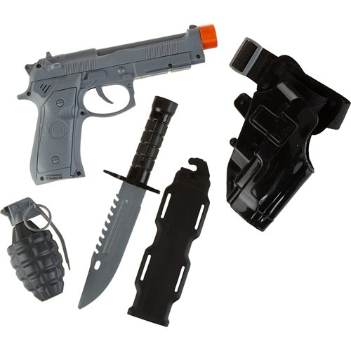 Maxx Action Commando Pistol Play Set