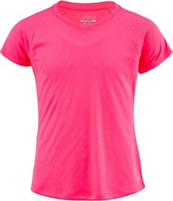 Girls' Training Basic Turbo T-shirt