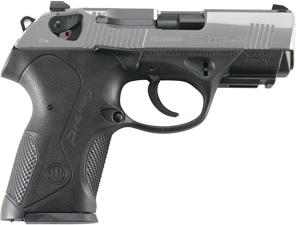 Beretta Px4 Storm Compact Inox .40 S&W Pistol - view number 1