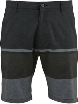 O'Rageous Men's Empire Stretch Hybrid Boardshorts