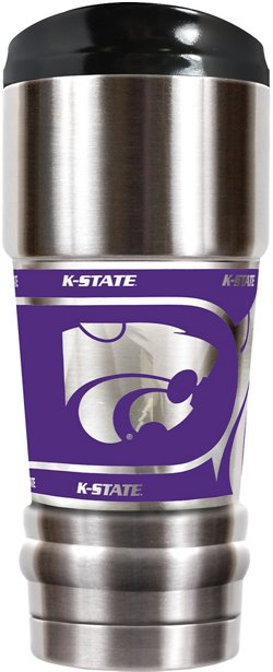 Great American Products Kansas State University MVP 18 oz Travel Tumbler