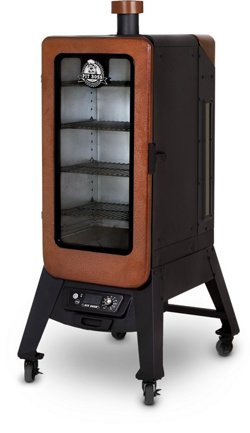 Copperhead Vertical Pellet Smoker
