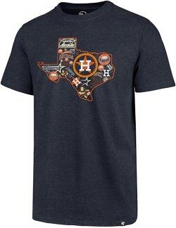 '47 Boys' Houston Astros State of Texas Multi Logo Super Rival T-Shirt