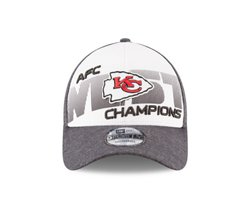 Kansas City Chiefs 2017 AFC West Division Champions 9FORTY Cap