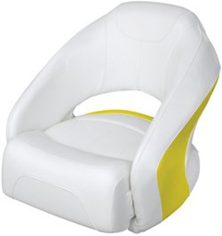 Razor Style Bucket Seat with Flip-up Bolster Seat