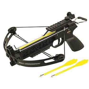 BOLT Crossbows The Pitbull Compound Pistol Grip Crossbow