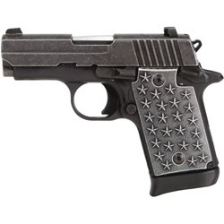 Sig Sauer P938 We The People 9mm Sub-Compact 7-Round Pistol