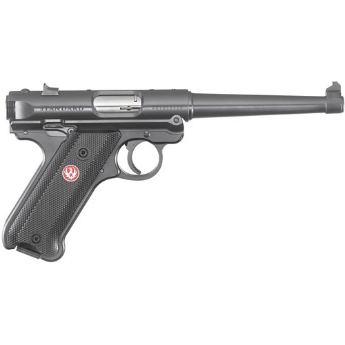 Ruger Mark IV Standard .22 LR Pistol
