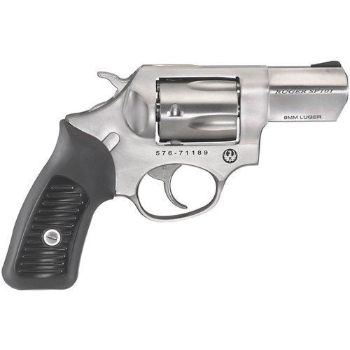 Ruger SP101 Standard 9mm Luger Revolver