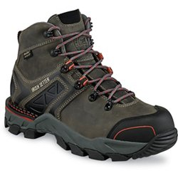 Women's Crosby 6 in EH Steel Toe Lace Up Work Boots