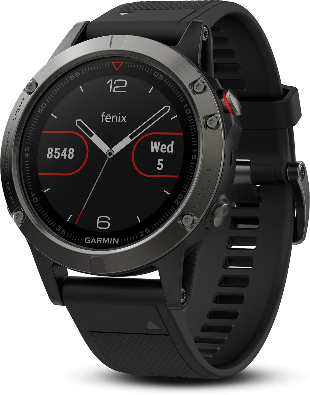 Garmin Adults' fenix 5 Multisport GPS Watch