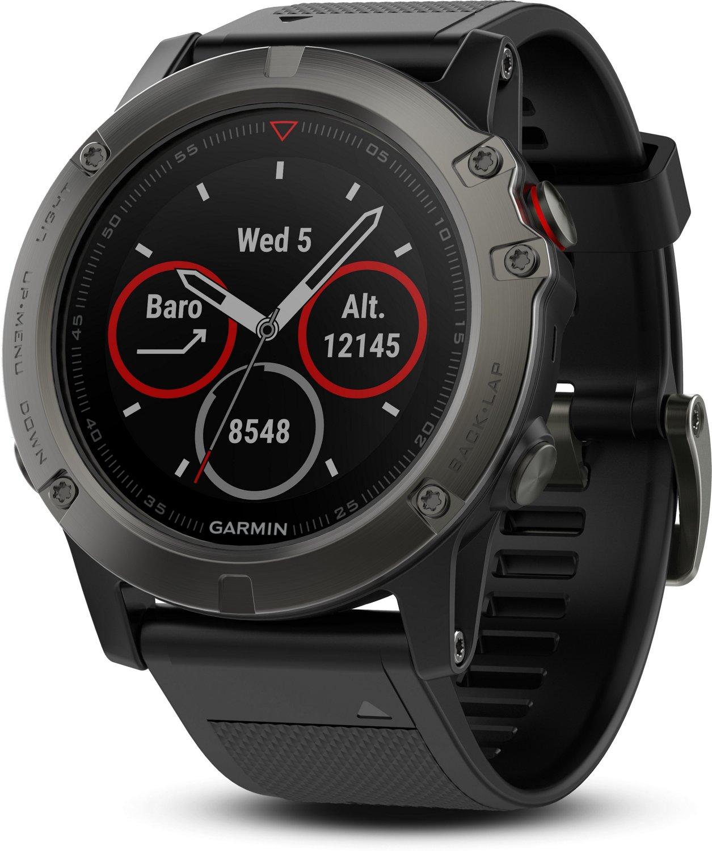 Garmin Adults' fenix 5X Multisport GPS Watch