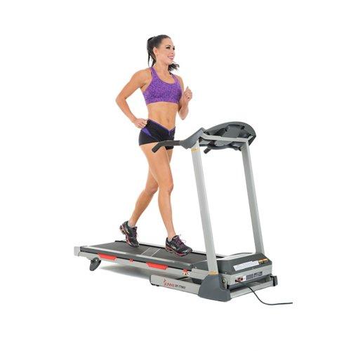 Sunny Health & Fitness SF-T7603 Motorized Treadmill