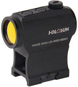 Holosun HS403B 20 mm Motion Sensing Red-Dot Sight