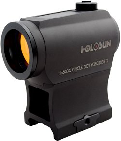 Holosun HS503C 20 mm Solar Micro Red-Dot Sight