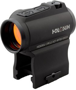 Holosun HS503GU 20 mm Micro Red-Dot Sight